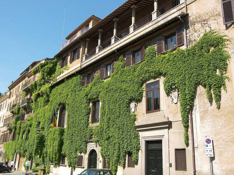 Rome-house-ivy-plant