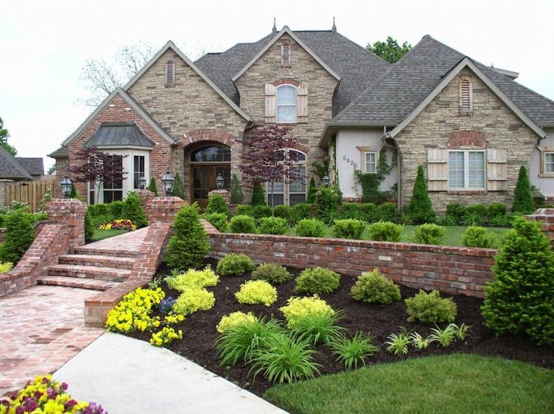 landscapedhouse